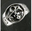 sello de plata del Prínce