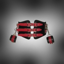 leather corsets BDSM BONDAGE