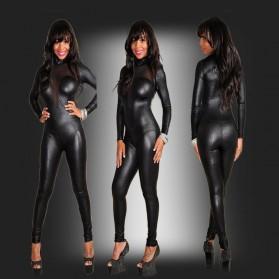 catsuit imitation cuir