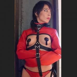 bondage presentazione forza camicia di forza