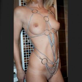 arnés de la cadena