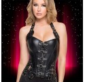 Buckle-up Steampunk Corset