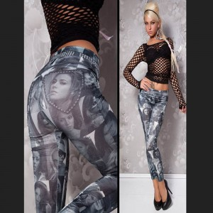 Celebrity Picture Leggings
