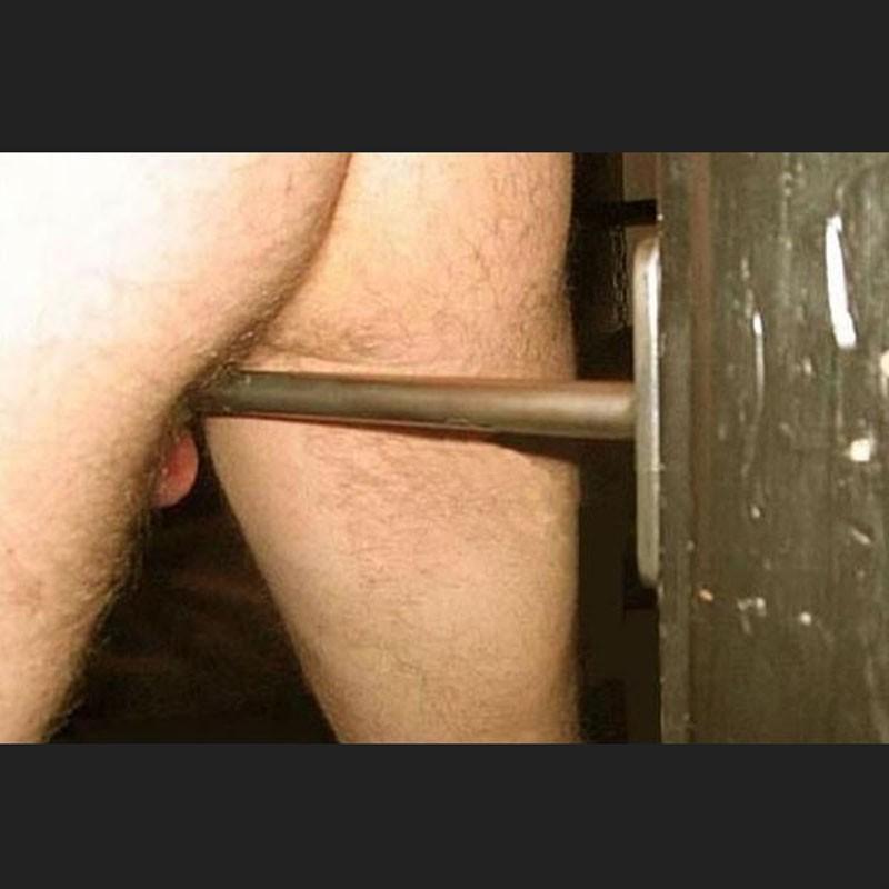 Pump spunk into wifes black panties