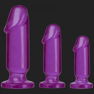 Anal Starter Kit - Purple