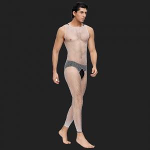 white jumpsuit for men