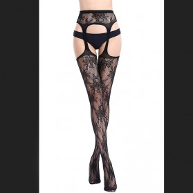 Sexy Good Quality Flowers Fish Net Pantyhose Tights
