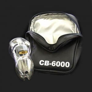 CB-6000 Cage Chastity for Men