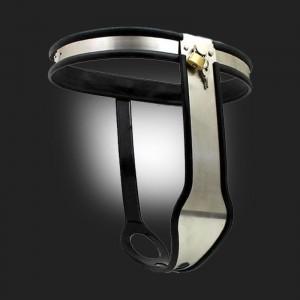 bdsm bondage ceinture chasteté femme modèle Réglable Model-T en acier inoxydable haut de gamme