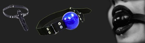 Gag Ball - bondage gag