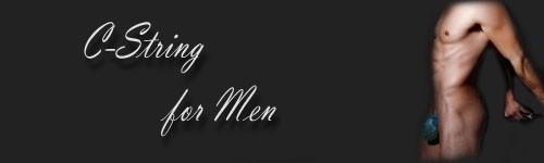 C-String pour hommes