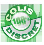 COLIS DISCRET