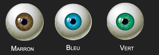 yeux